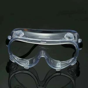 IN-007 Anti-fog safety goggles