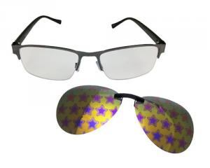 KL-1015 Clip-On Sunglasses